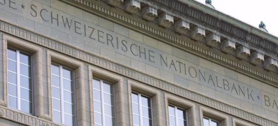 Die Schweizer Nationalbank in Zürich // Bild: SNB