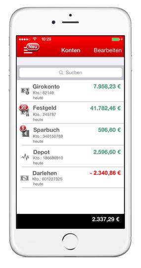 Online-Banking löst die Bankfilialen ab // Bild: http://www.dsgv.de/de/presse/pressefotos/